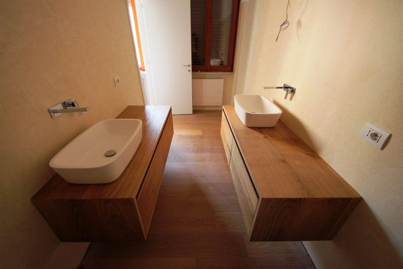 Mobili sospesi per bagno stili per mobili sospesi per un - Mobili sospesi per bagno ...